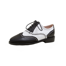 New autumn shoes woman  oxford de mujeres chaussure femme sapato feminino for women