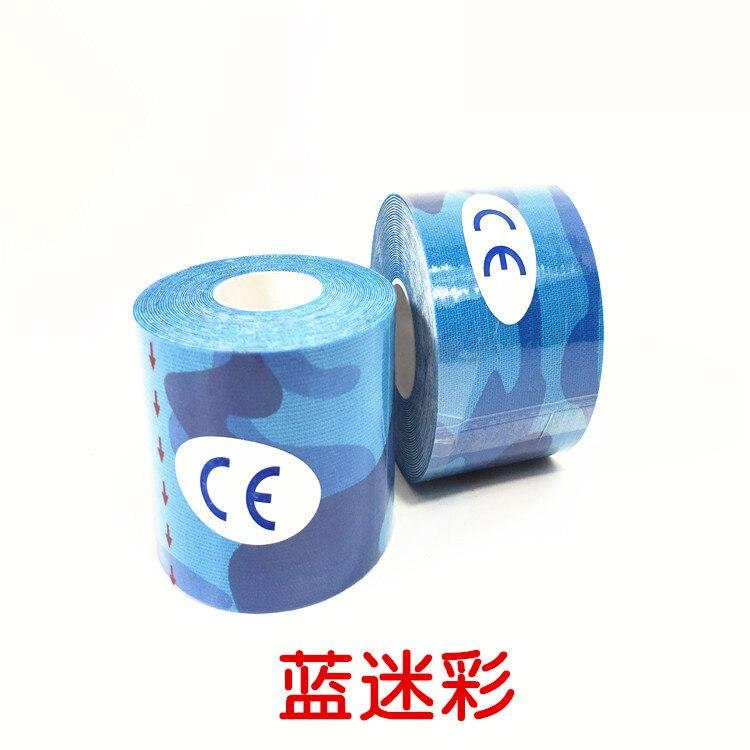 Export Athletes Bandage Sports Training Muscle Paste Bandage Kinesio Taping Skiing Antifreeze Stickers 5C M * 5 M