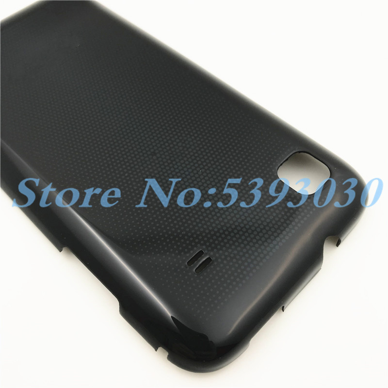 Coque de remplacement pour Samsung Galaxy S i9000 4.0, 10 pièces/lot, GT-I9000 pouces, couvercle de batterie, coque arrière avec Logo, qualité ...