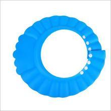 Champú seguro protector para ducha para niños, gorro para lavar el pelo, gorro de baño para niños, productos de baño para bebés