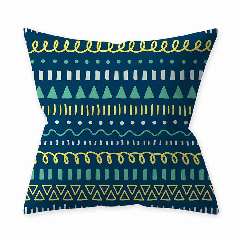 Thời Trang Đệm Gối Gối Sofa Xe Eo Ném Đệm Trang Trí Nhà Cojines Decorativos Para Sof 2020