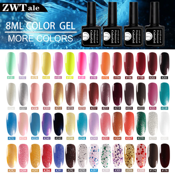 Gel Nail Polish For Manicure UV LED Nail Gel Varnish Hybrid Semi Permanent Gel Lacquer Nail Art Design nail lacquer shaker adjustable nail art uv led gel polish varnish bottle shaking machine fit for all size gel bottles