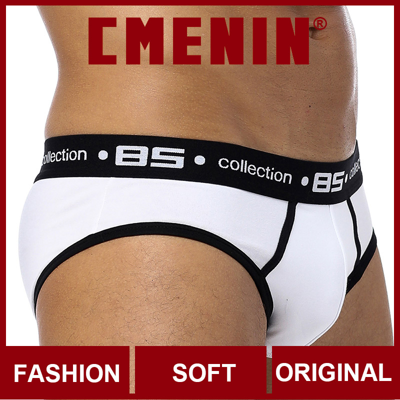Fashion BS Cotton Soft Mens Briefs Underwear Shorts Popular Camouflage Male Underwear Sexy Gay Men Underwear Bikini Men Briefs