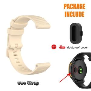 Image 5 - Wrist Strap For Garmin Venu 2 2S SQ Watch Band For Garmin vivomove 3 3S vivoactive 3 4 4S Forerunner 55 158 645 245 Bracelet
