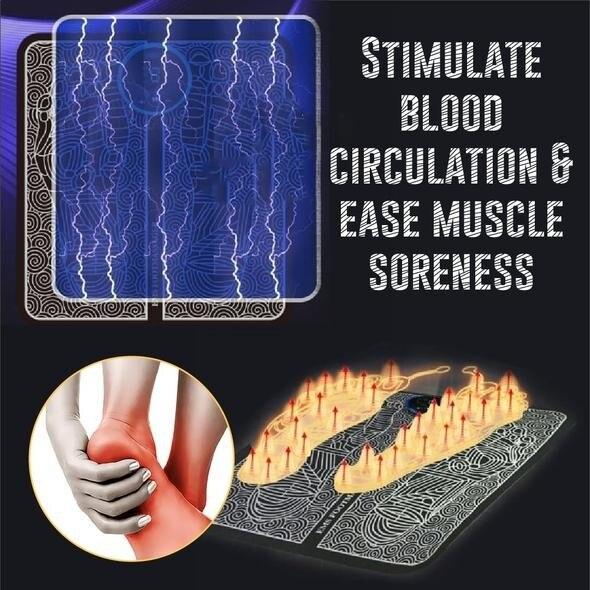 EMS Leg Massager Pad 5