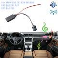 Auto Bluetooth Empfänger Modul AUX in Adapter 12 PIN Für BMW E60 E63 E64 M6 E65 E66 E87 e88 E81 E82 E90 E91 E92 Bluetooth Adapter-in Bluetooth-Kfz-Freisprechanlagen aus Kraftfahrzeuge und Motorräder bei