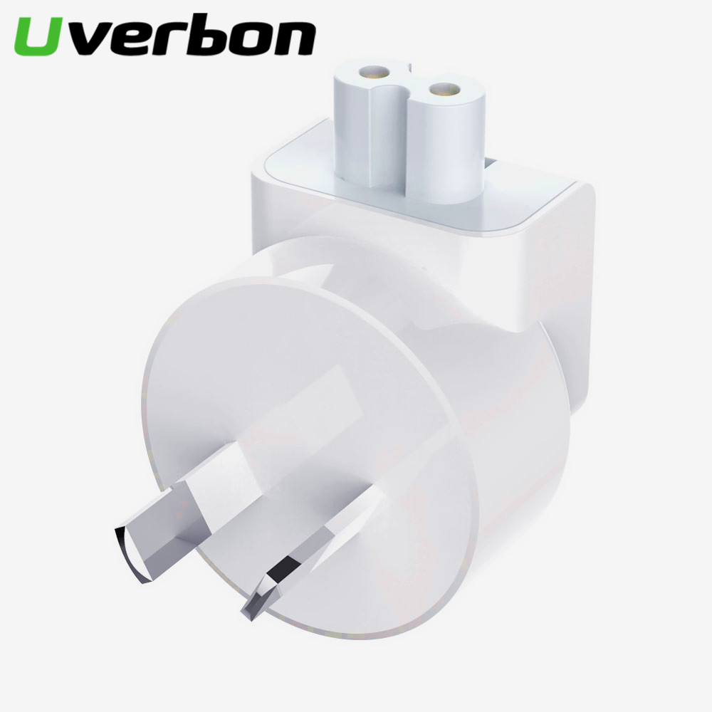 Wall Charger AC Detachable Electrical UK AU Plug Duck Head Power Adapter For font b Apple