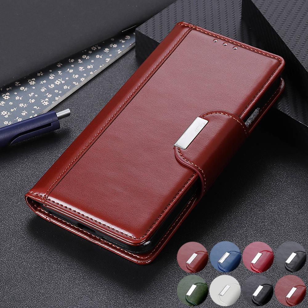 Realme Q Flip PU Leather Case on for Fundas Oppo Realme 2 3 3i 5 Pro case Coque realme C2 X q Book Wallet Cover Mobile Phone Bag