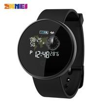 SKMEI חכם נשים גברים שעונים Bluetooth קצב לב צג שינה Smartwatch GPS Tracker עבור Huawei Xiaomi Reloj Inteligente B36M
