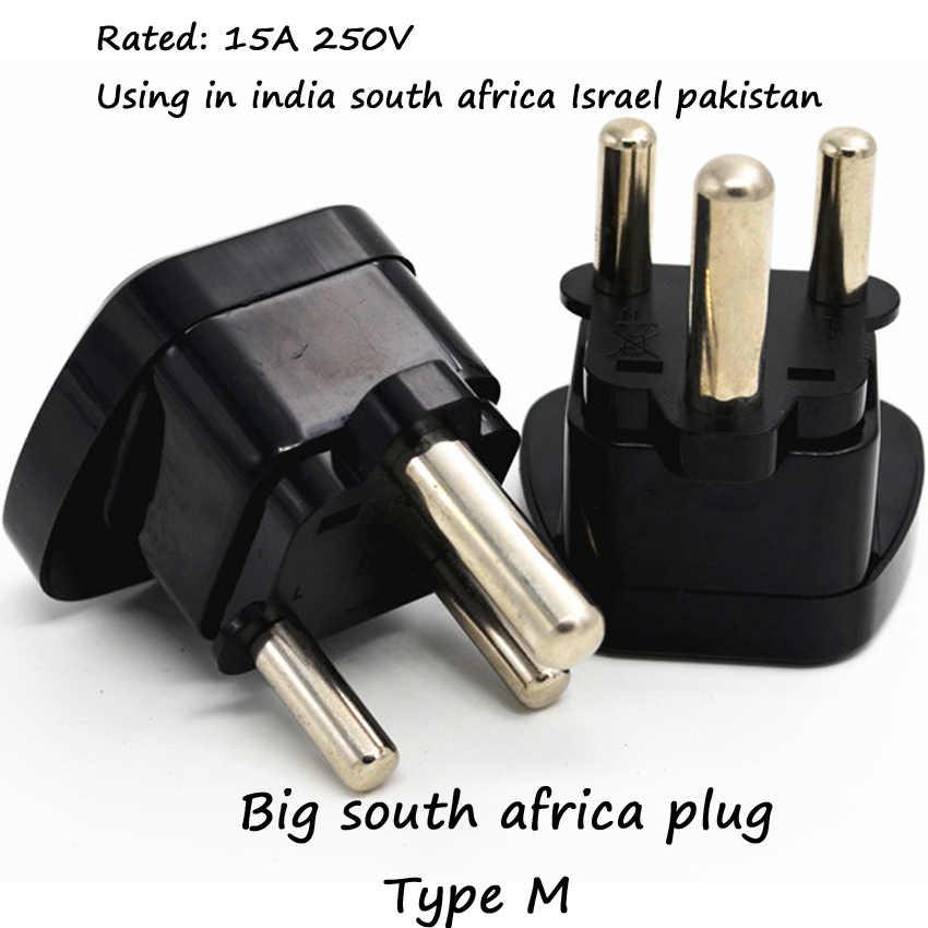 Универсальный CE Америка европейские Kr АС ЕС США штекер для Британии и США адаптер Южная Африка, Индия адаптера переменного тока Италия путешествия в Швейцарию конвертер