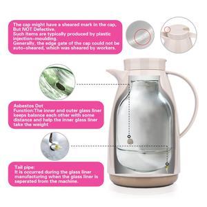 Image 5 - Fissman 1000ml pentola per acqua calda con boccetta termica in stile Business