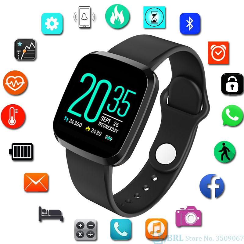 <font><b>P3</b></font> <font><b>Smart</b></font> <font><b>Watch</b></font> Men Women Smartwatch For Android IOS Electronics <font><b>Smart</b></font> Clock Wach Fitness Tracker Silicone Strap <font><b>Smart</b></font>-<font><b>watch</b></font> Hour image