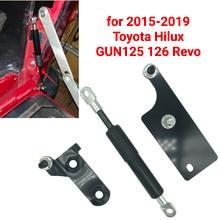 Автомобильная задняя дверь, замедляющая опорная стойка, стойка, Газовый амортизатор для Toyota Hilux GUN125 Revo 2015 2016 2017 2018 2019