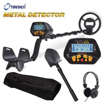 Portable Hand Held Metal Detector Pinpointers Detector De Metais Detecteur Professional MD-3028 Waterproof Gold Detector Machine