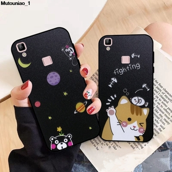 Fox 1 Soft TPU Case Cover For Vivo IQOO S1 Y7S Z5 V17 NEO Z1X Y19 U3 Y5S image