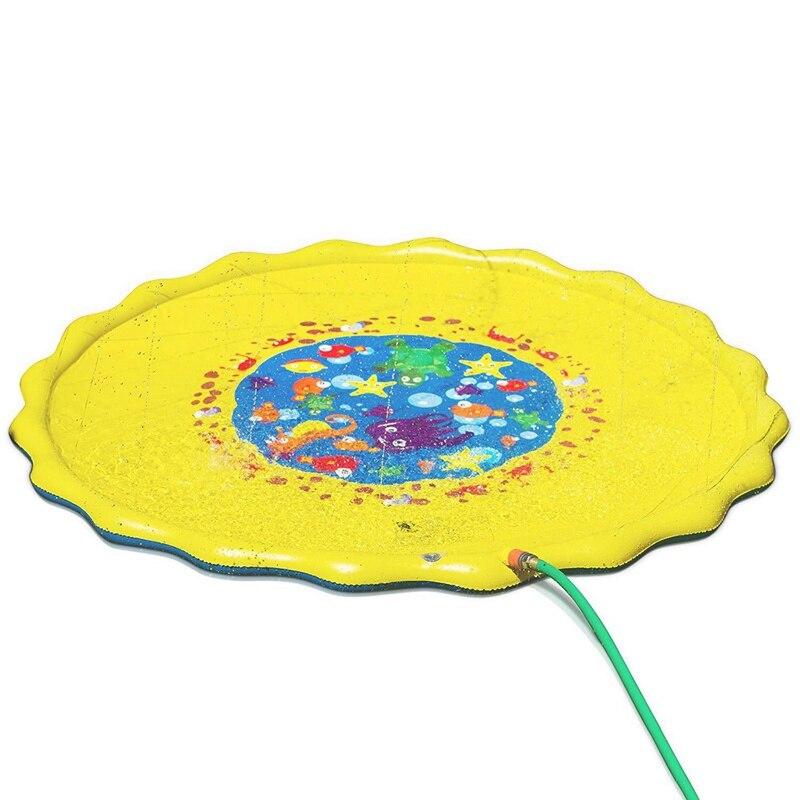 crianças jogar tapete de água gramado jogos
