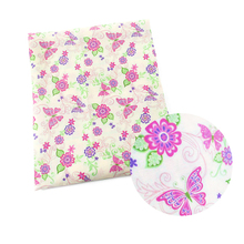 Tissue Cotton-Fabric Print for Kids Home-Textile Sewing-Doll Curtain-1yc9123 Bee Butterfly