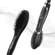 Hair Brush Fast Hair Straightener Comb