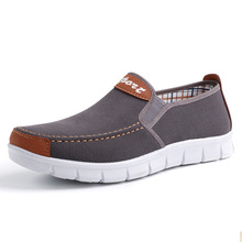 2020New Style Canvas Shoes Casual Korean-Style Cloth Shoes Sports Shoes Breathable Lazy Shoes Men's Shoes сандалии style shoes style shoes st040awtqh23