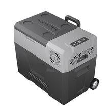30л автомобильный холодильник, автомобильный морозильник, охладитель AC/DC12V24V, портативный мини-холодильник, компрессор, автомобильный холодильник, автомобильный холодильник для 4x4Camping