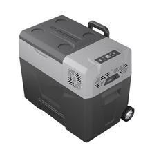 30L samochód Auto lodówka zamrażarka Cooler AC DC12V24V przenośny Camping piknik OutdoorRV sprężarka lodówka Mini lodówka tanie tanio world cool Rohs Zużytego sprzętu elektrycznego i elektronicznego CN (pochodzenie) 23 1inch 12 v 15 4inch 15 5kg 14 9inch