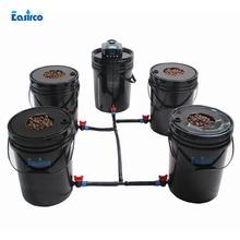 DWC 5x5 gallonen Cloner Runde eimer für Hdroponics system. Tiefe wasser kultur