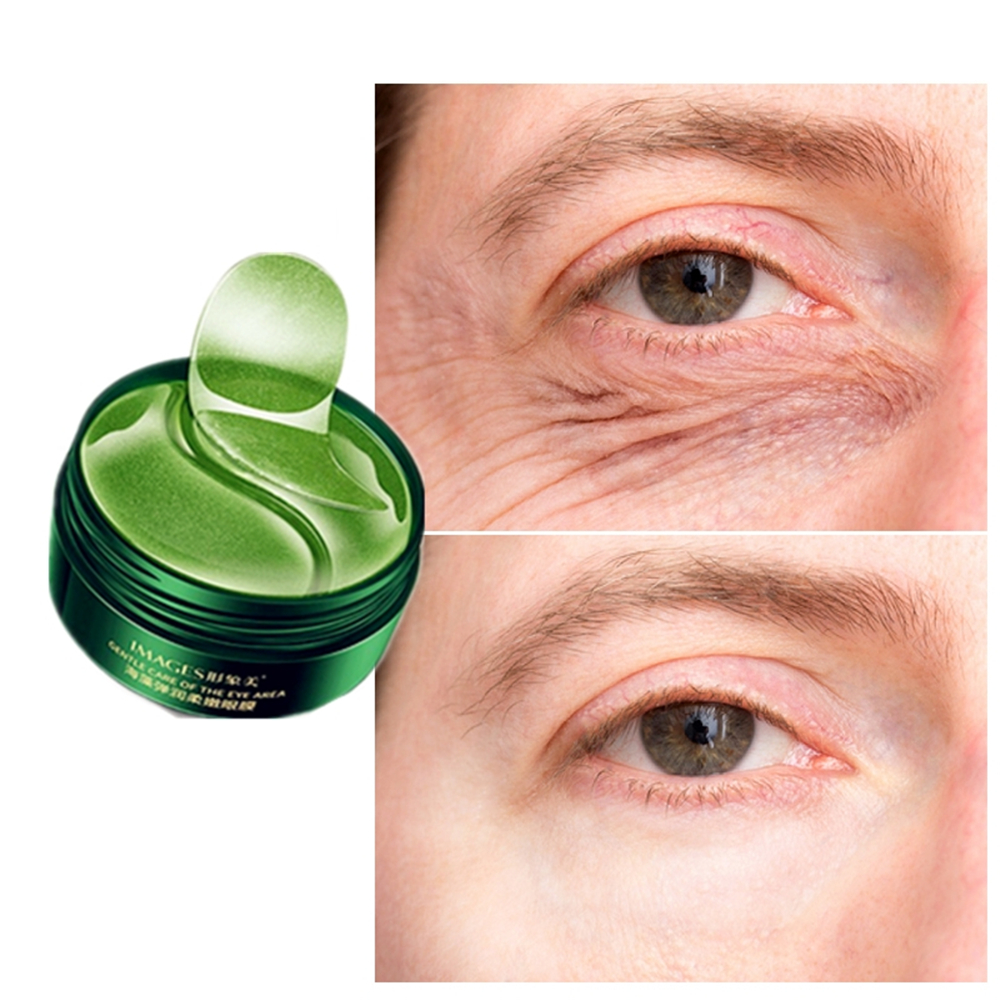 Super Value 60Pcs Anti Cerne Eyes Patch Skincare Moisturizing Puffiness Soothing Tired Eye Masks Remove Fat Granule Dark Circle