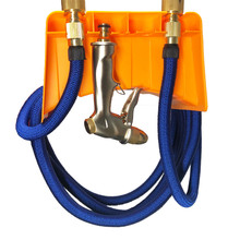 Wall Mounted Garden Hose Pipe Hanger Holder Storage Bracket Shed Fence Cable Fast delivery Support CSV Sell like hot cakes CSV