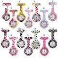Новинка, часы медсестры, напечатанные, стильные, на клипсе, брошь, подвеска, карманные, подвесные, для врачей, медсестер, медицинские кварцев...