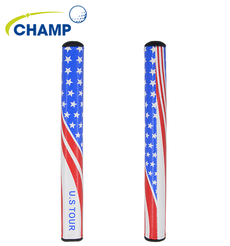CHAMPKEY Sticky PU Leather US TOUR Golf