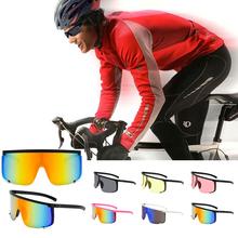 Okulary rowerowe UV400 Unisex gogle odporne na wiatr rowerowe okulary przeciwsłoneczne okulary na motocykl Bicicleta Cilismo Lentes okulary rowerowe TXTB1 tanie tanio 68mm Eyewear 151mm Cycling Glasses Lady Cycling Glasses Sports Bicycle Sunglasses Outdoor sport cycling glasses