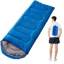 Аварийный хлопковый спальный мешок для взрослых утолщенный теплый