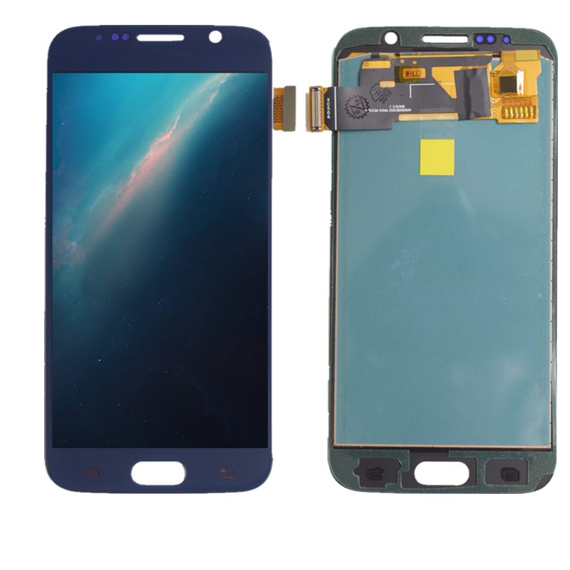 For Samsung Galaxy S6 G920 TFT LCD Display Touch Screen Digitizer Assembly For Samsung Galaxy S6 G920A G920P LCD Screen