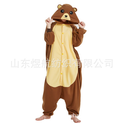 2020 Anime Ursus arctos Jumpsuits Rompers Women ma