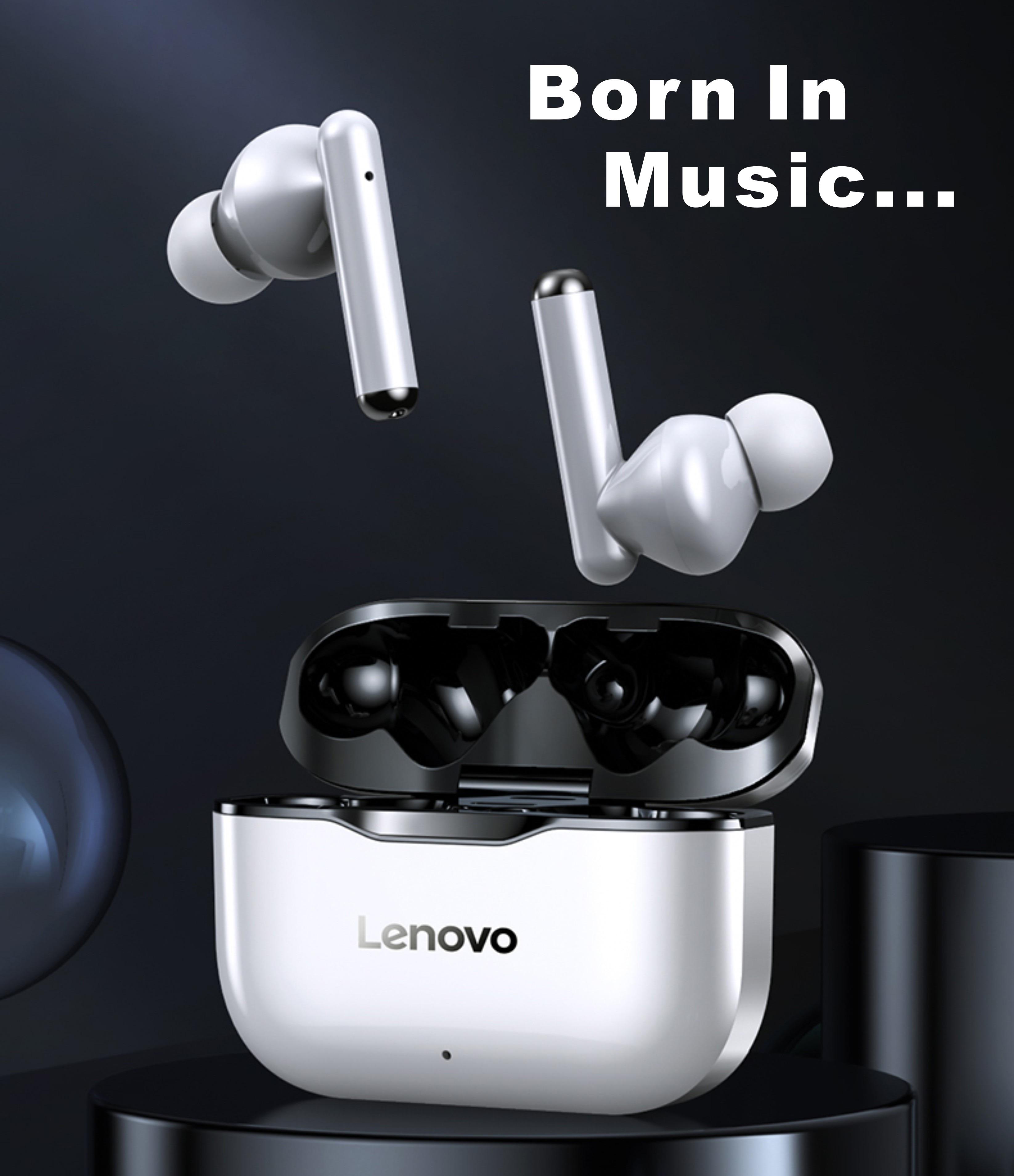 Lenovo LivePods LP1 TWS Wireless Bluetooth Earbuds 7