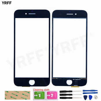 цена на Touch screen For iphone 7 7G Touch Screen Digitizer Sensor Glass Panel Replacement