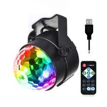 5 В usb dj сценический светильник проектор дискотечный шариковый