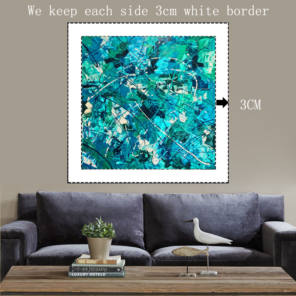 Geometric Abstract White Canvas Poster Nordic Decorative Picture Painting Modern Wall Art Canvas Painting Home Decor Art Prints