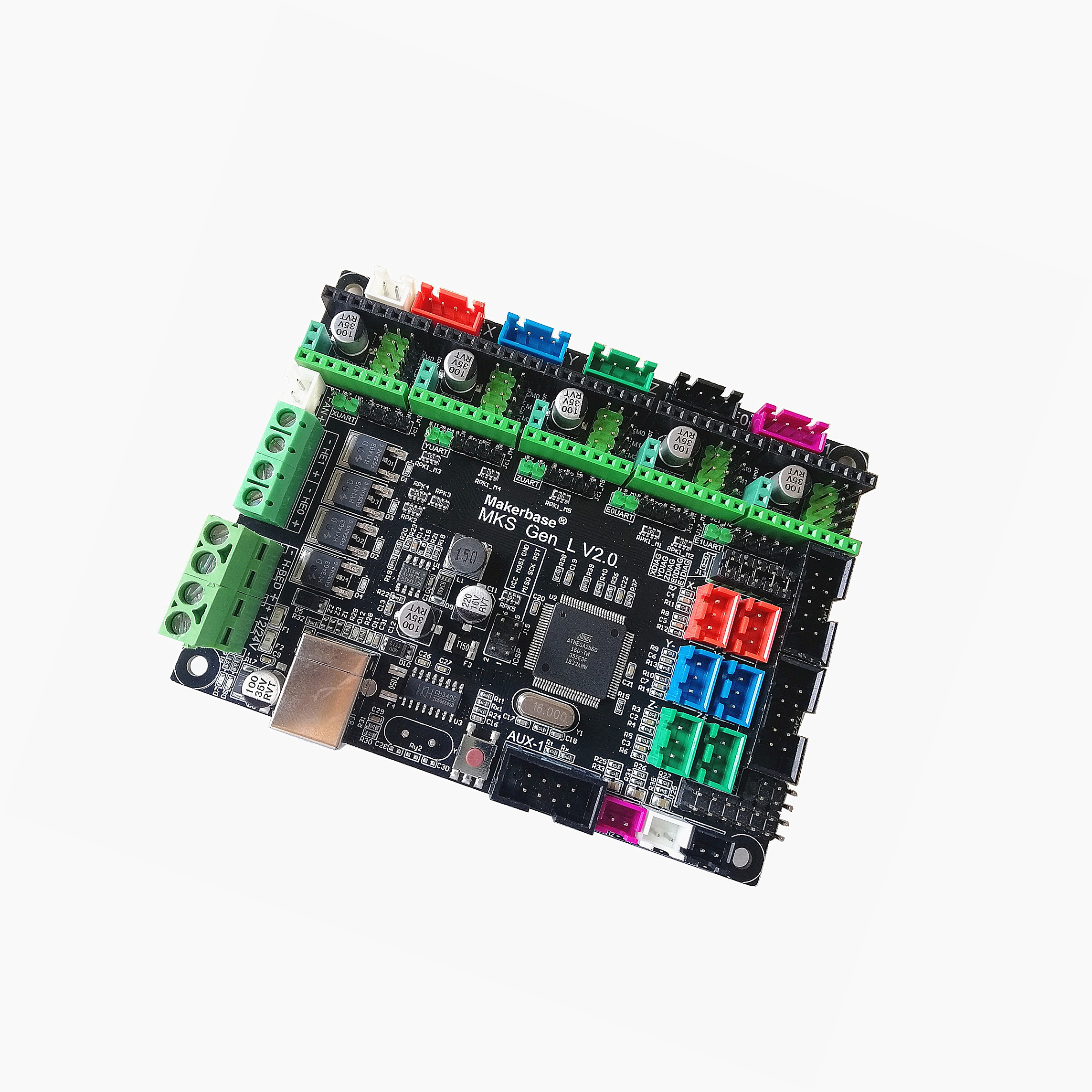 MKS GEN-L V1.0 Mainboard Motherboard Control For Tevo Tarantula Printer Reprap
