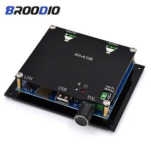 TDA7498 High Power Amplifier Module Digiht HD HIFI Bluetooth Amplifiers Board Stereo Dual Channel 2*100W Audio Amp For Speaker