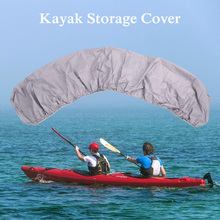 Kayak Canoe Storage Cover Accessory Waterproof Boat Rain Dust Proof UV Protection Transport