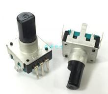 2PCS/LOT Taiwan produces EC12 encoder, car audio encoder, code switch 24, positioning 15 axis long digital potentiometer