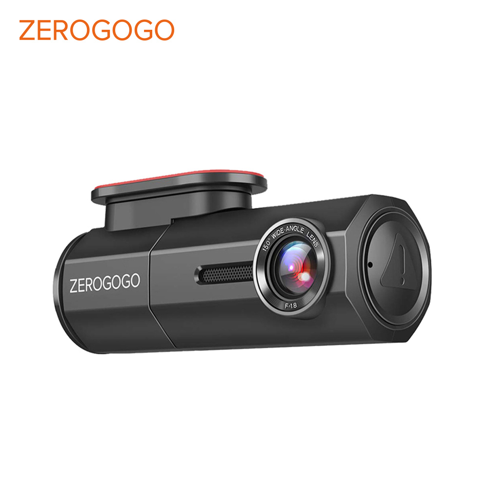 ZEROGOGO Cam Wifi DVR Camera Auto-Recorder Car-Night-Vision 150-Degree Mini Dash Novatek title=