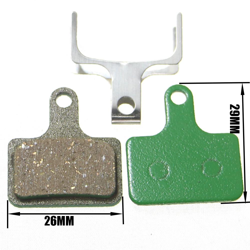 4 Pair Semi Metallic bicycle DISC BRAKE PADS for SHIMANO Ultegra R8070 RS805