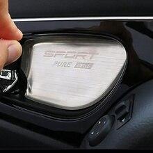 Автомобильный Стайлинг для X-trail T32 Rogue Xtrail аксессуары автомобильная дверца салон ручка чаша крышка Патч наклейка