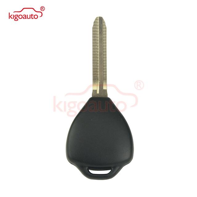 Фото дистанционный ключ kigoauto tokai rika 3 кнопки toy43 для toyota цена