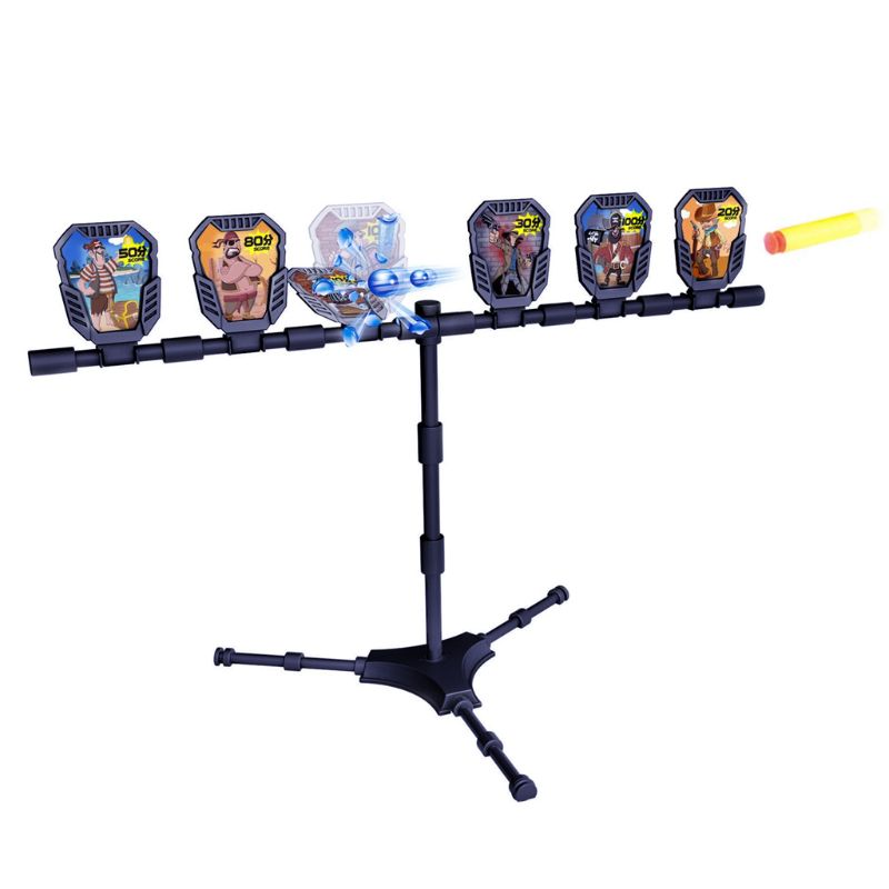 High Quality Gun Target Accessories For Nerf Gun Water Gun Practice Shooting Target Family Entertainment Toy Classic Toy