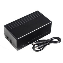 12V 1A 14.8W Mini UPS Battery Backup Security Standby Power Power Supply Uninterruptible Power Supply