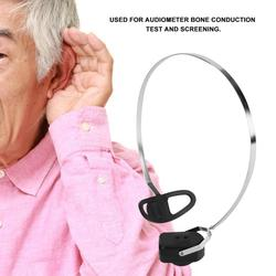 Professional Hearing Aid Bone Conduction Earphones For Deaf-Mute Schools Private Clinic Medical Audiometer Bone Conduction Tests