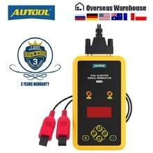 AUTOOL – testeur dinjecteur de carburant automatique CT60, buse dinjecteur, test de rinçage, augmente la pression de nettoyage dimpulsion CT150 CT200